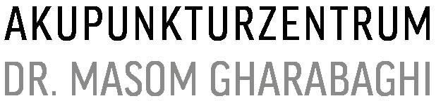 Logo-Akupunkturzentrum Dr. Masom Gharabaghi
